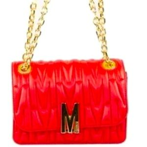 Moschino 7451-8002 Red a0115 new withtag authentic